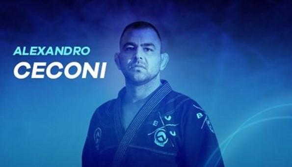 Lesionado, André Galvão dá lugar a Alex Ceconi no IBJJF Pro League GP