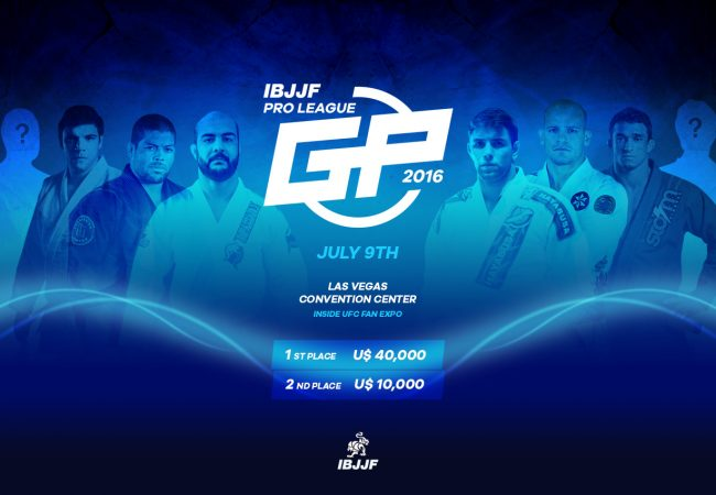 Faria, Buchecha, Xande, Galvão, Barral, Rocha, others to fight for $50k at the IBJJF Pro League GP