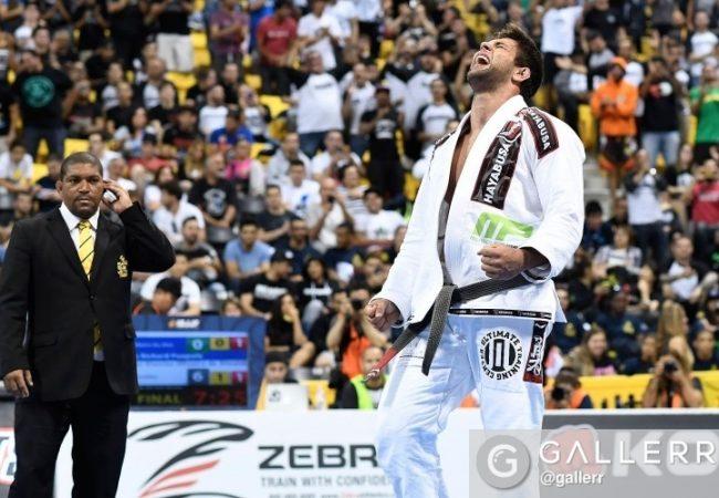 Mundial da IBJJF 2016: tetra Buchecha vence Erberth na final do absoluto faixa-preta