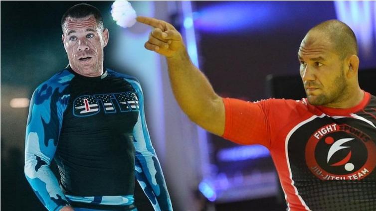 Lovato e Cyborg se encaram por título meio-pesado do evento.