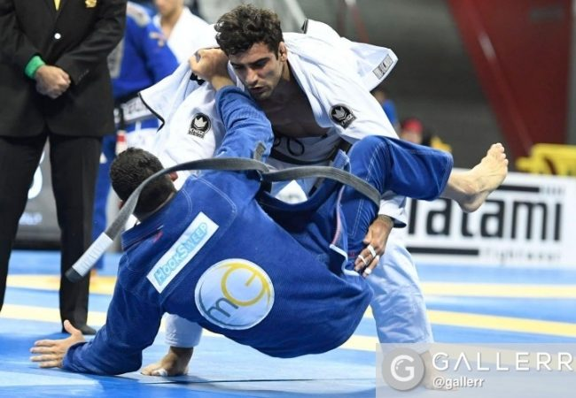 Pan 2017: See who faces whom in the black belt open