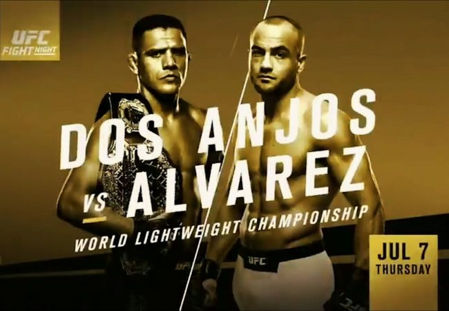 Vídeo: Os treinos e a mente de Rafael dos Anjos para defender seu título no UFC