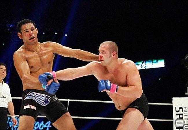 Os melhores de todos os tempos no MMA? Confira a lista