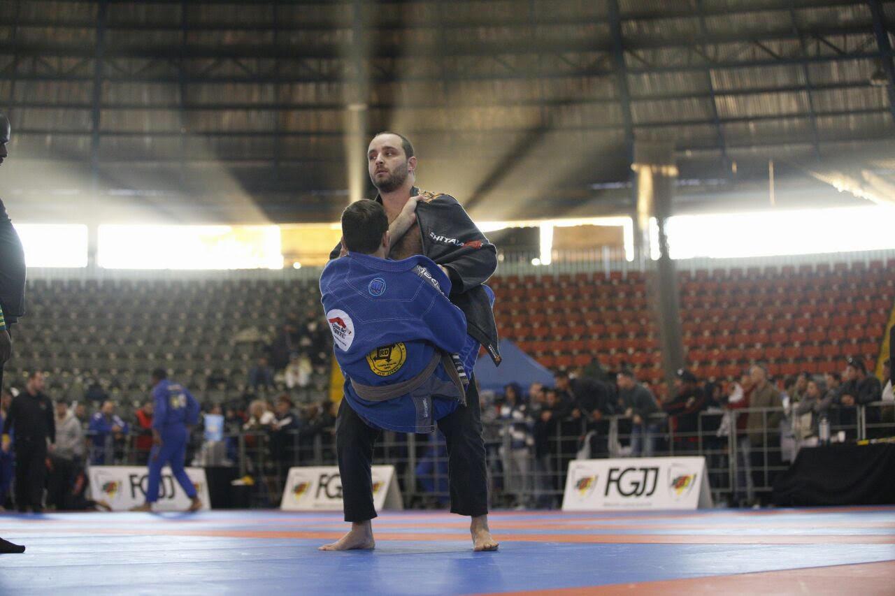 Atletas de todas as idades invadiram o ginásio XXXX para um show de Jiu-Jitsu na Copa Prime. Foto: Divulgação