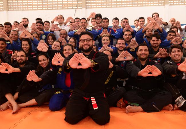 Conferência Halavanca eleva nível do Jiu-Jitsu paraibano; veja fotos