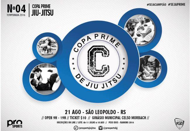 IV Etapa da Copa Prime agita o sul do Brasil; confira o calendário completo