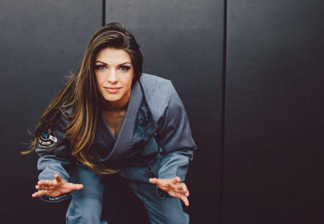 Jiu-Jitsu: Como defender sua guarda contra alguém mais pesado, com Mackenzie Dern