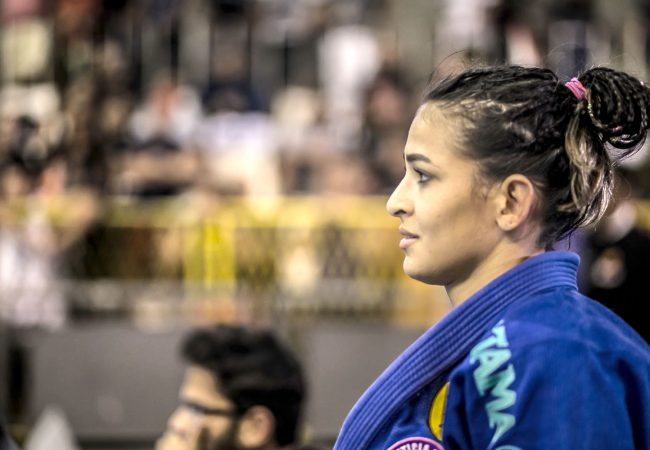 Get inspired with Bia Mesquita and his title at Rio Open Jiu-Jitsu 2016