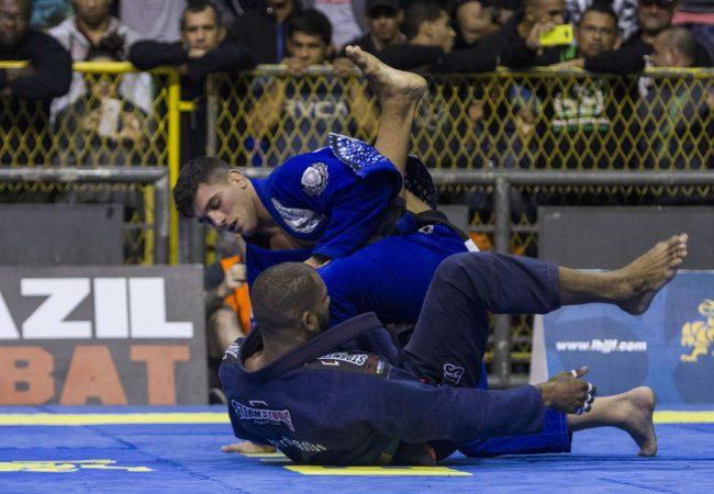 Watch how Erberth Santos defeated Patrick Gaudio at Rio Open Jiu-Jitsu Absolute Final