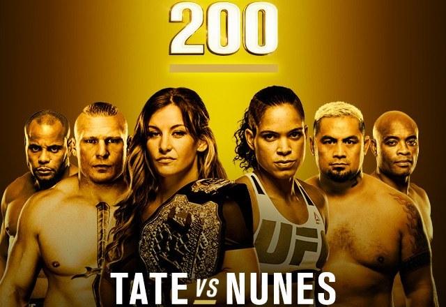 Confira os resultados do histórico UFC 200