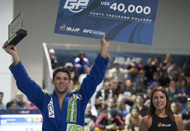 Marcus Buchecha wins IBJJF Pro League GP 2016