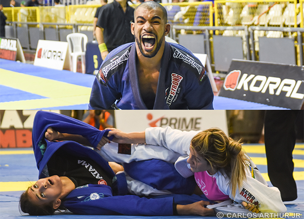 Rio Open: Erberth e Bia Mesquita faturam absolutos; confira os resultados