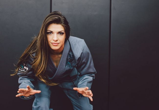Inside the mind of Mackenzie Dern, the No. 1 athlete in the world of women's BJJ