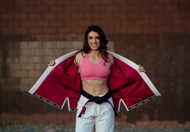 Multiple-time Jiu-Jitsu world champion Mackenzie Dern will make her second MMA fight in October