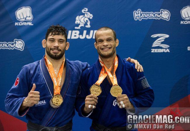 NY Open: Tinoco, Diniz, irmãos Miyao e ex-UFC brilham no torneio de Jiu-Jitsu