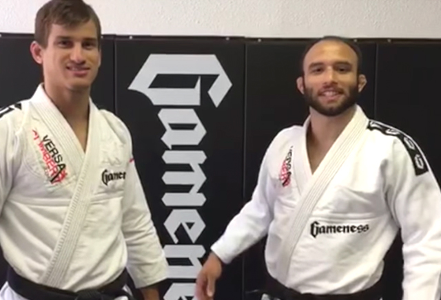 Catch a seminar with Samir Chantre and Osvaldo Queixinho; See one technique in a small preview