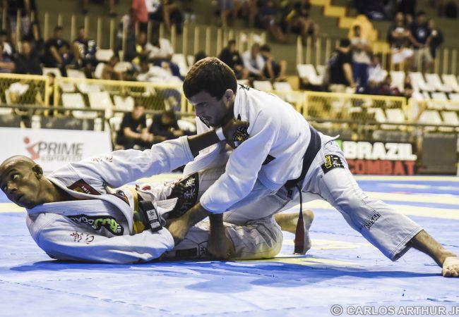 Vídeo: A batalha de Isaque Paiva e Victor Genovesi no Rio Open de Jiu-Jitsu