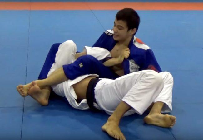 Vídeo: O armlock campeão de João Miyao no NY Open de Jiu-Jitsu