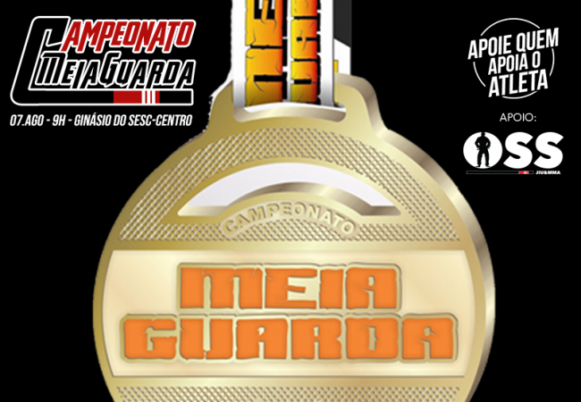 Lutador do UFC convoca atletas para o Campeonato Meiaguarda, no Ceará