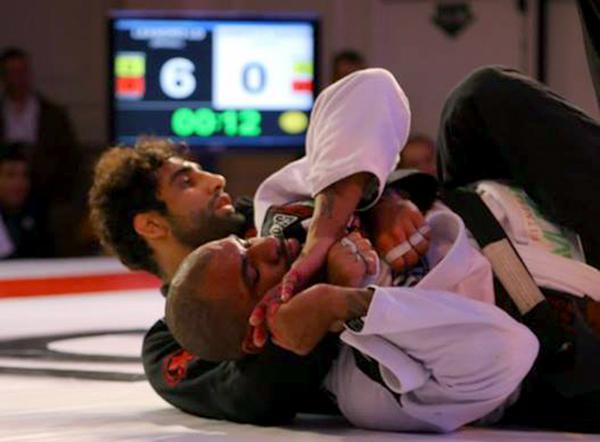 """Canal Combate homenageia arte suave e exibe torneios no especial """"Semana de Jiu-Jitsu"""""""