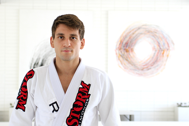 Check out Rafael Mendes's best finishes at the Rickson Gracie Cup