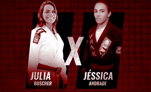 """Atleta do UFC, Jéssica """"Bate-Estaca"""" encara desafio de kimono neste sábado"""