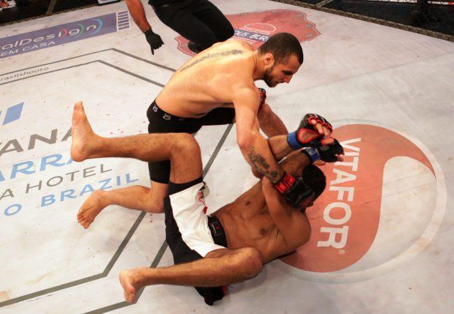 Ex-UFC, Hernani Perpétuo vence por nocaute no Shooto Brasil 65
