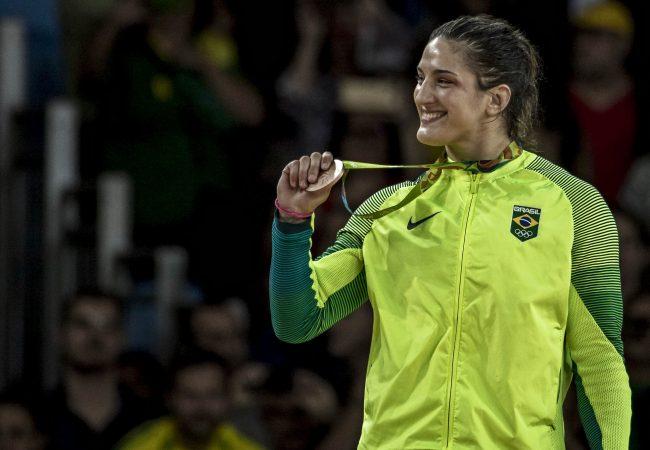 Judô: Mayara Aguiar faz história e fatura medalha de bronze na Rio 2016