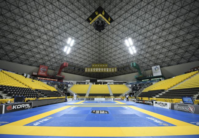 World Master Jiu-Jitsu in Las Vegas will have expo and seminar with BJJ legends