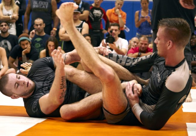 Check out the best shots from Gordon Ryan vs. Keenan Cornelius at Grappling Industries, in New York