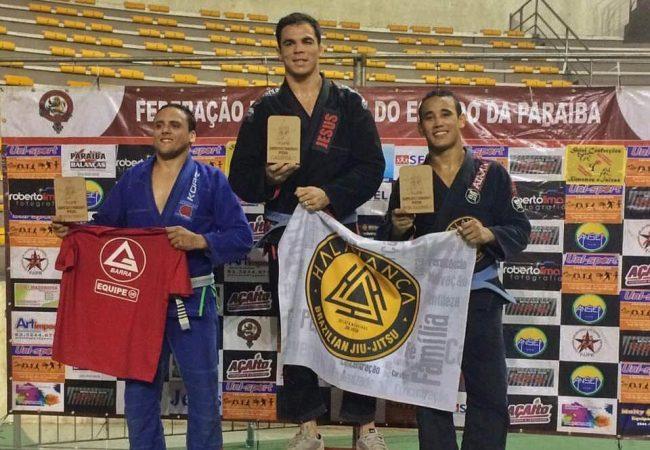 GMI: Equipe Halavanca comemora sucesso no Paraibano de Jiu-Jitsu