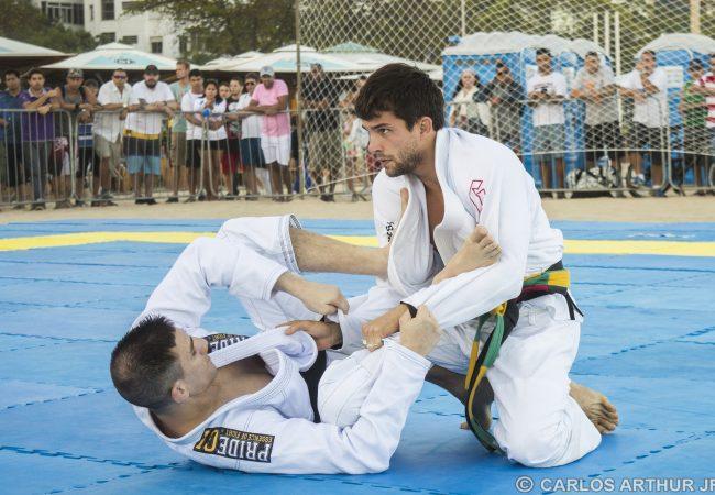 Jiu-Jitsu na praia: Ministério apoia evento visando às Olimpíadas de 2024