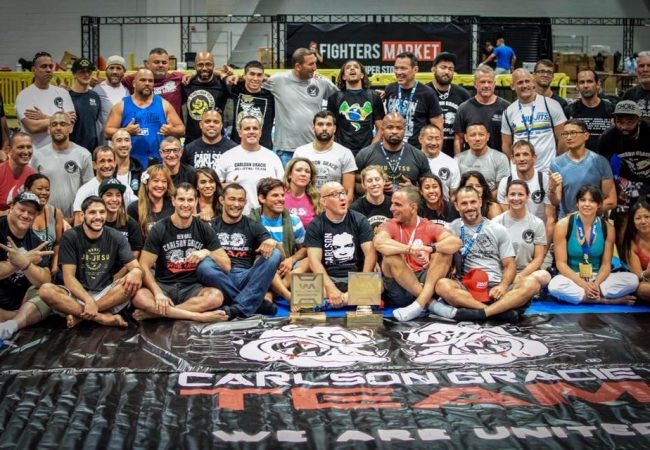 Carlson Gracie Team fulfills promise as it wins World Master Championship to mark 10 years without the grandmaster
