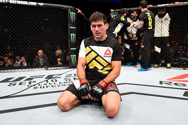 "Demian Maia explains why he gets hit so seldom in the UFC: ""It's not me — it's BJJ"""