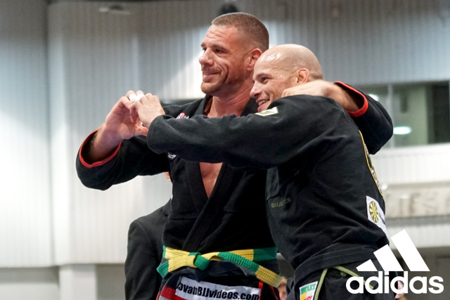 Rafael Lovato Jr. gets double gold at master 1; Vitor Shaolin stands out at master 2