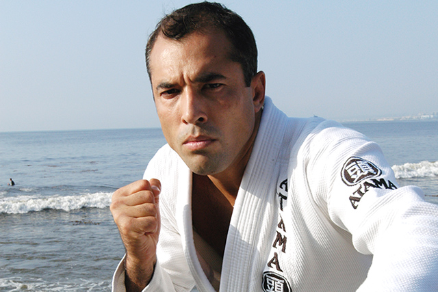 Royce Gracie believes Demian Maia will break his UFC submissions record