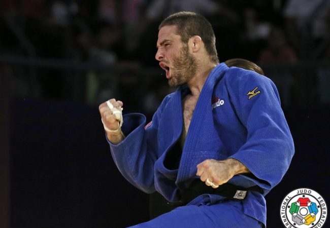 Judô and BJJ black belt, Travis Stevens gets silver medal at 2016 Olympic Games, in Rio de Janeiro