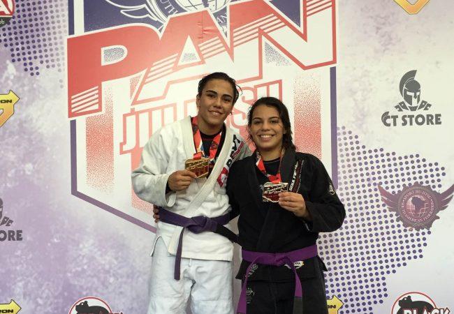 Vídeo: Atleta do UFC, Jéssica Bate-Estaca derruba e vence desafio de Jiu-Jitsu