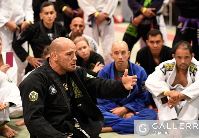 Brazilian Jiu-Jitsu seminars: Xande Ribeiro shares his knowledge
