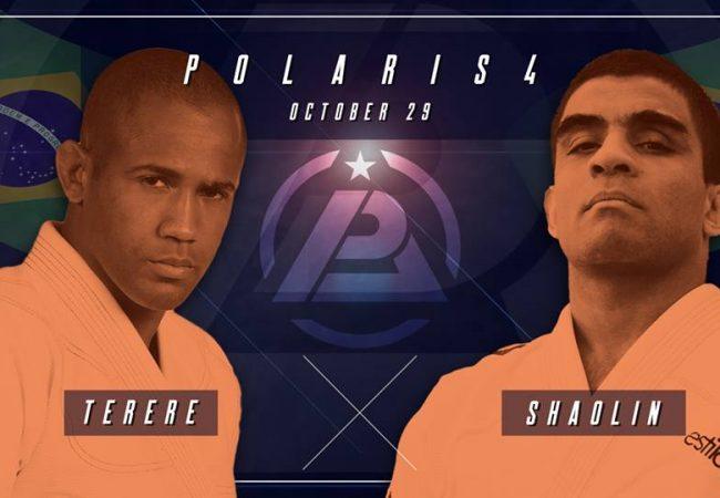 Fernando Tererê encara Vitor Shaolin no Polaris Jiu-Jitsu 4