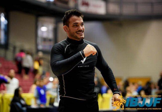 Jiu-Jitsu: O katagatame de Inácio Neto sobre Robson Gracie no Dallas Open