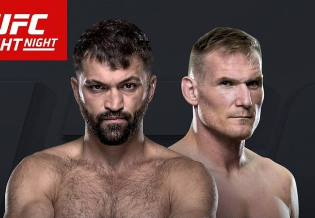 Duelo de veteranos: O que esperar de Arlovski x Barnett no UFC de sábado?
