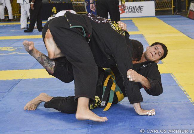 Jiu-Jitsu: Confira as dicas e os melhores lances de Preguiça no BR de Equipes