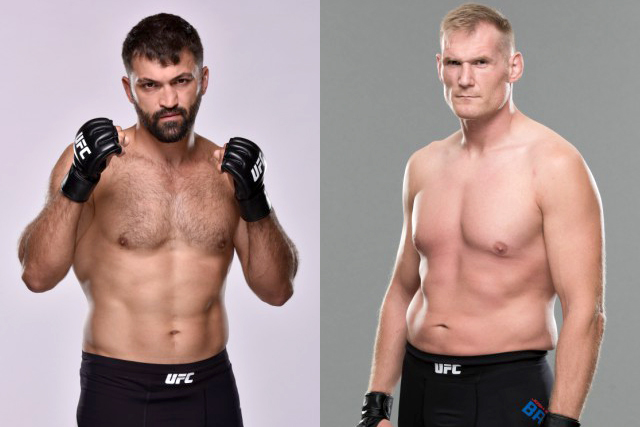 What to expect from Arlovski vs. Barnett at UFC Hamburg?