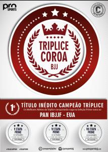 A disputa da Tríplice Coroa se inicia na V Etapa da Copa Prime. Inscreva-se! Foto: Divulgação