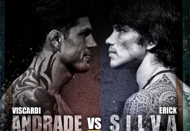 Jiu-Jitsu: Viscardi Andrade e Erick Silva duelam no Troféu Brasil do ADCC