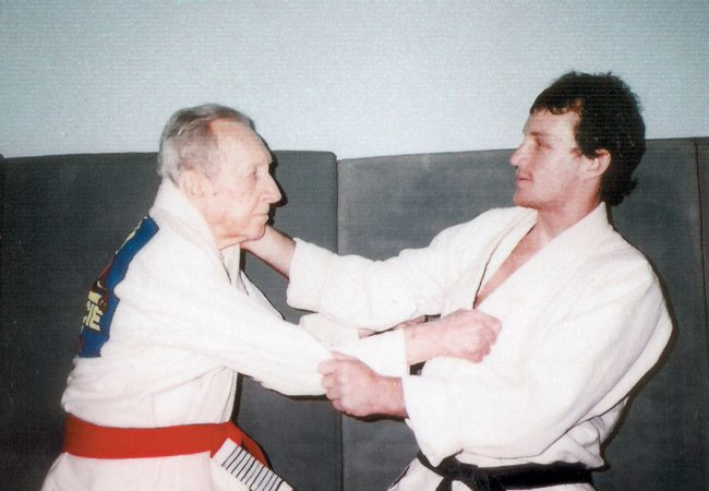 On the birth anniversary of Grandmaster Carlos Gracie, remember historic images and learn his teachings