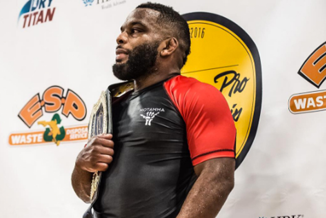 DJ Jackson beats Garry Tonon again and wins the Pro Grappling Championships
