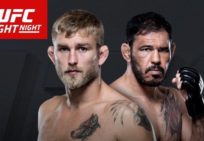 Minotouro encara Gustafsson no UFC São Paulo; veja outras lutas confirmadas