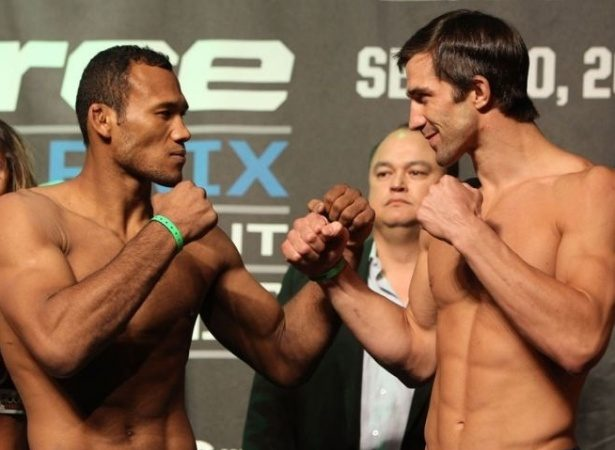 UFC: Luke Rockhold injured; bout vs. Ronaldo Jacaré cancelled